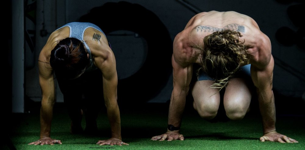 Gymnastic strength training builds not just strong bodies, but resilient joints that are life ready.