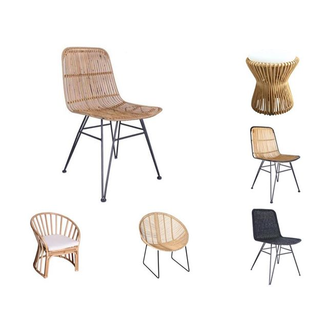 Which one do you like best?  I am back in Singapore & shopping for clients in my neighbourhood 🙏🏽 Loving the range @elements.concept.sg especially my fave #rattan chairs from Indonesia selling for such reasonable prices 🌿#oneformeoneforyou #joochiat #theattabycollective #handmade #ethical #sourcing