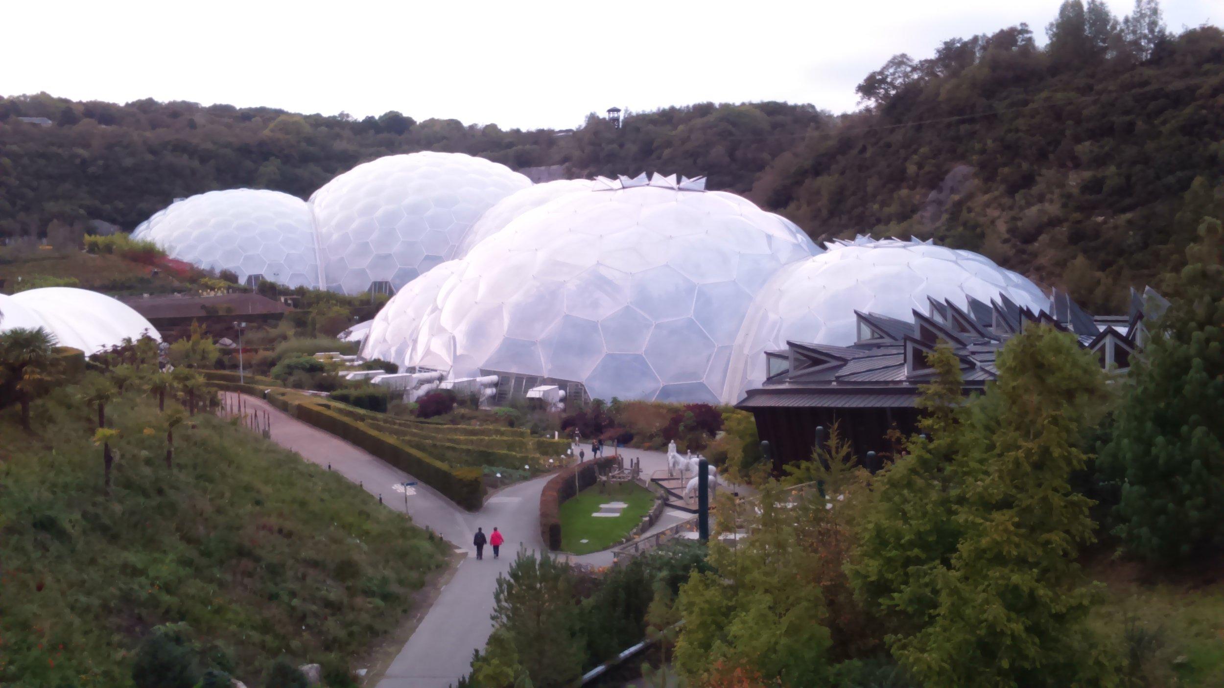 The Bio Spheres