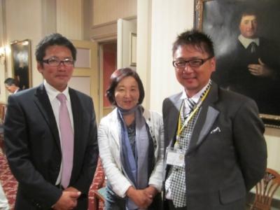 With contractors @GWC Huis Ten Bosch, Nagasaki, Japan (September 2012)