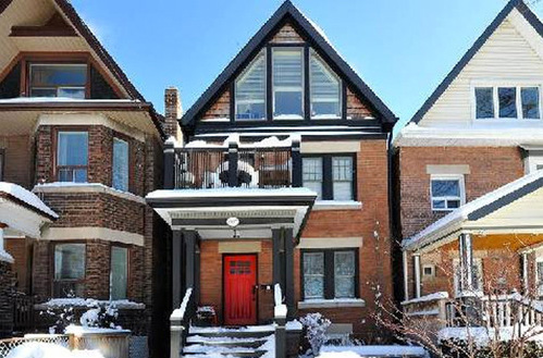 607 Carlaw Ave. SOLD