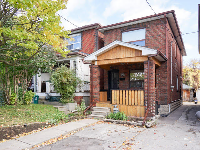 143 Atlas Ave. (St Clair & Bathurst) SOLD