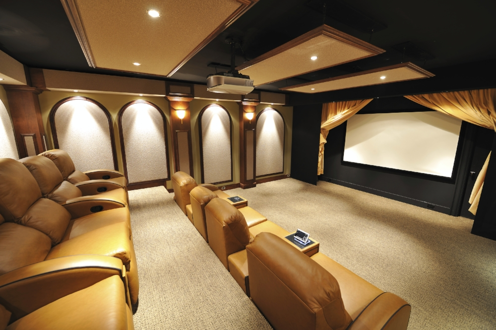 Performance Fiber's sound absorption properties block out any unwanted noise.