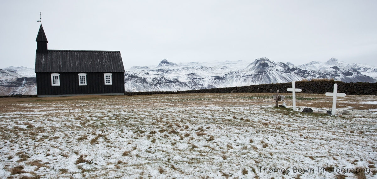 Icelandic church at Budir