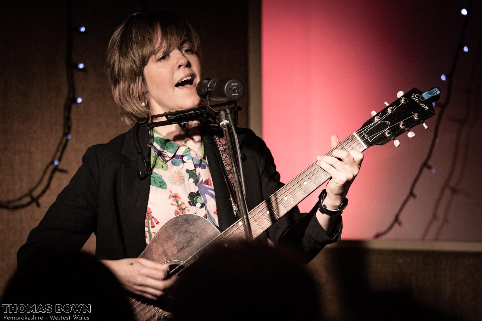 Emily Barker Music