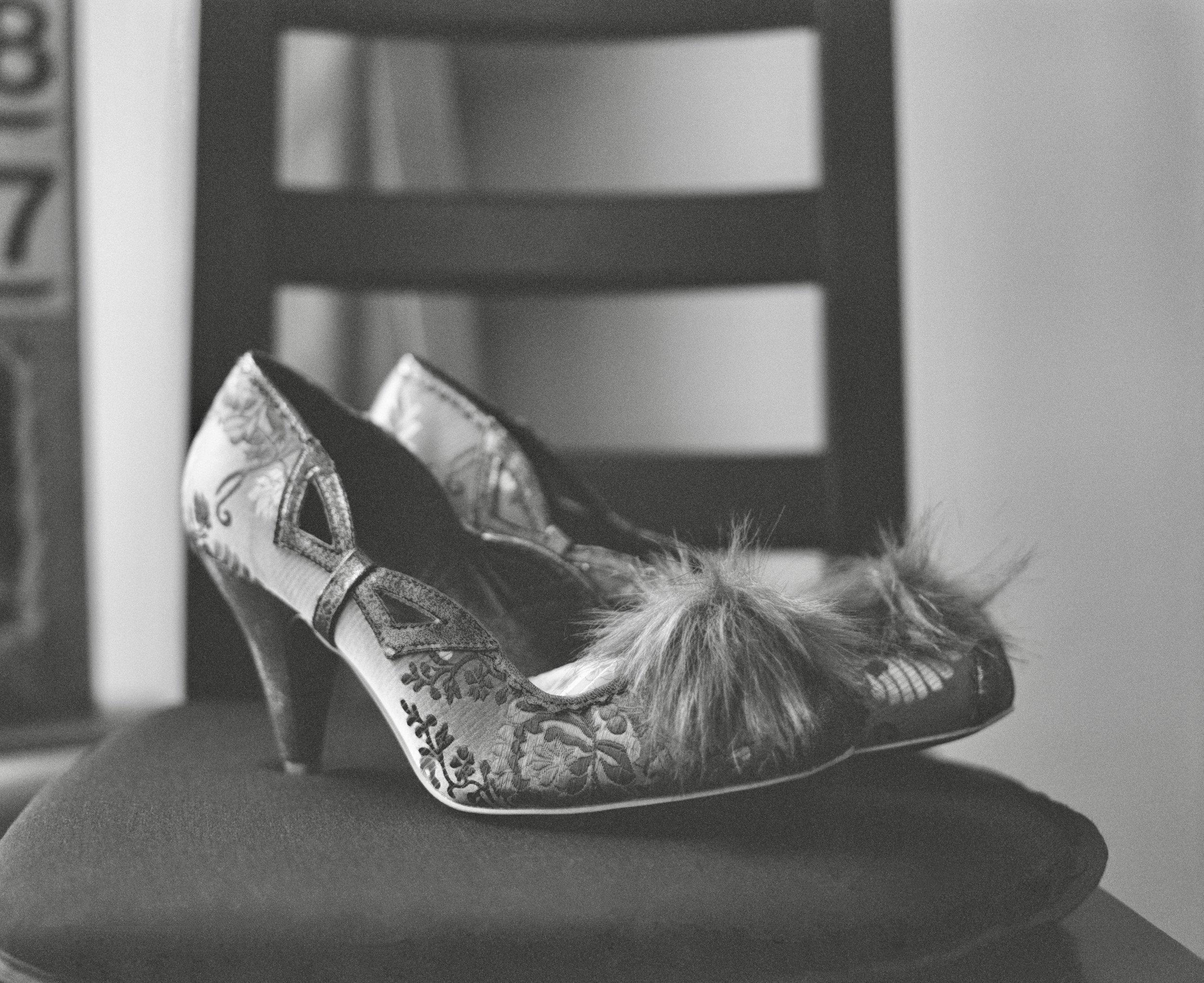 Audrey's favourite shoes
