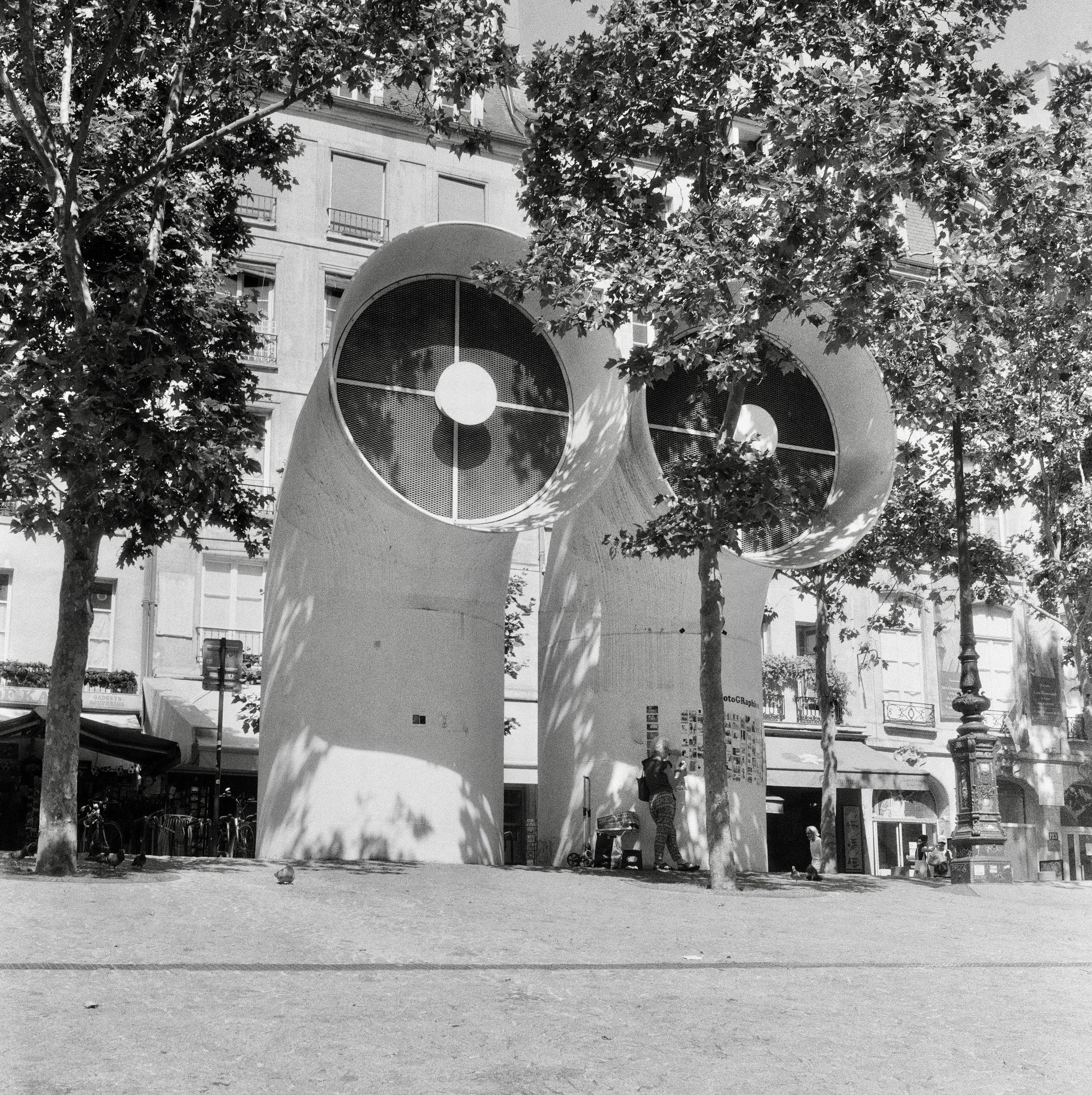 Centre Pompidou (2019)