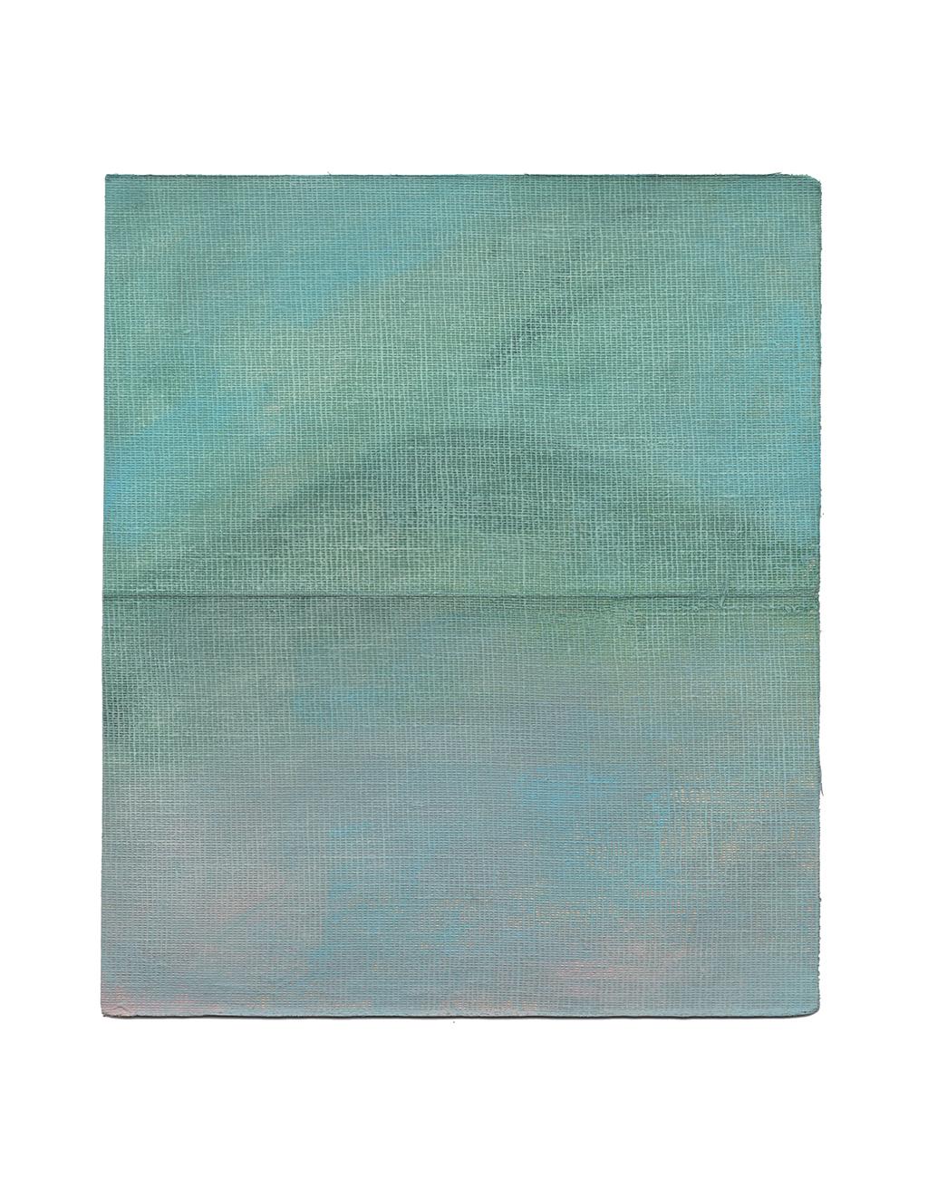 The Mountain,   2018  5cm x 8cm  Acrylic on Canvas