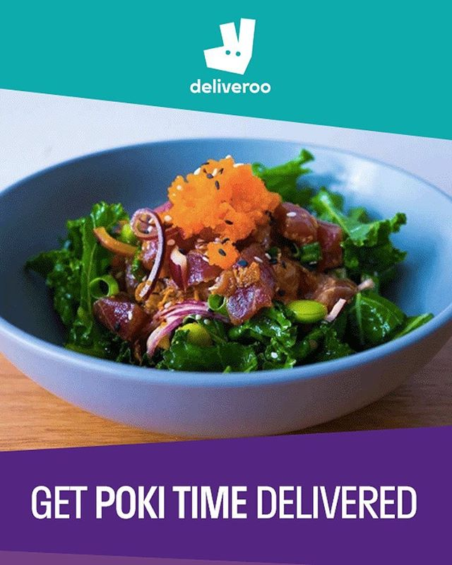 The sun is out, time to eat clean. Get our delicious @pokitimeau poki bowls delivered directly to your door today with @deliveroo_au. Use code POKITIME to get $10 off on your first order. . . #pokitimeau #deliveroo #melbournefood  #melbournefoodie #hawthorn  #glenferrie #fitnessfood  #melbourneeats #melbournelife #melbourne #health #cleaneatingdiet #melbournefood