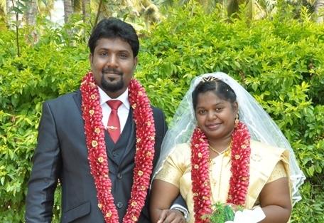 Gold Milan and Rev. Vasthi Charisma