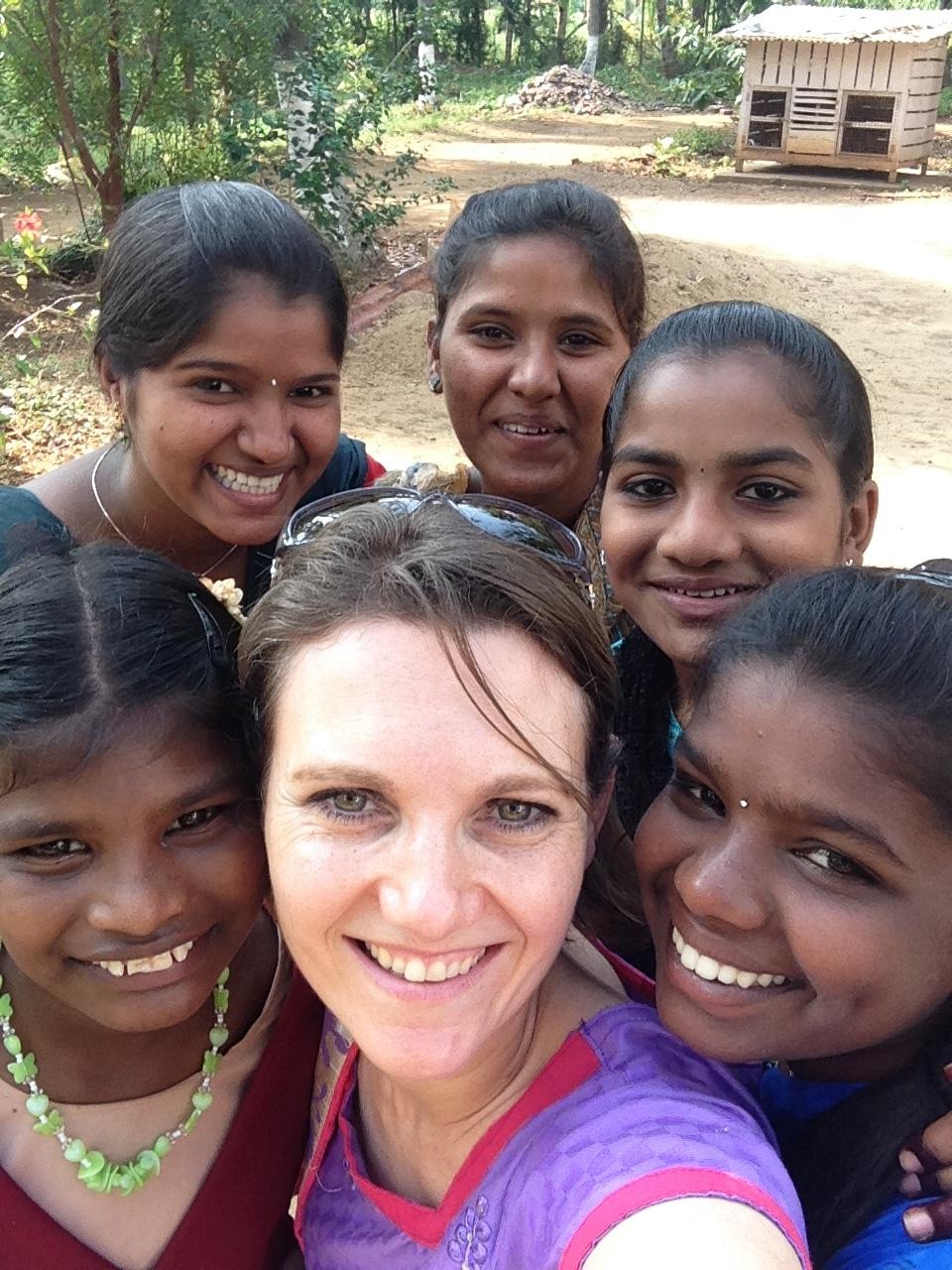 Kokilah, X, Deepa, Subitha, Raji