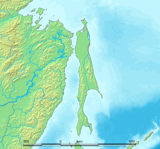 Read about Sakhalin on Wikipedia