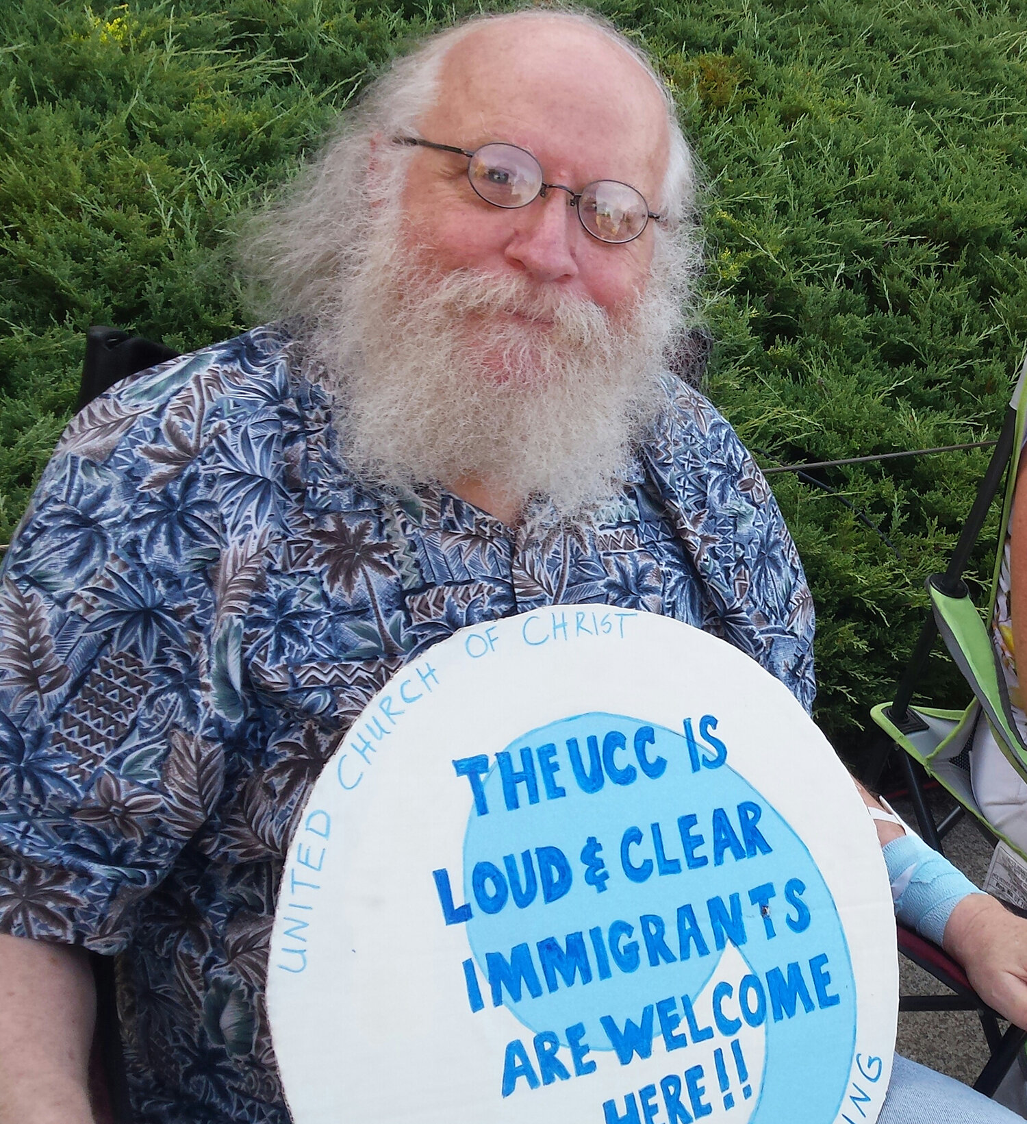 Stan at Immigrants Rights March.jpg