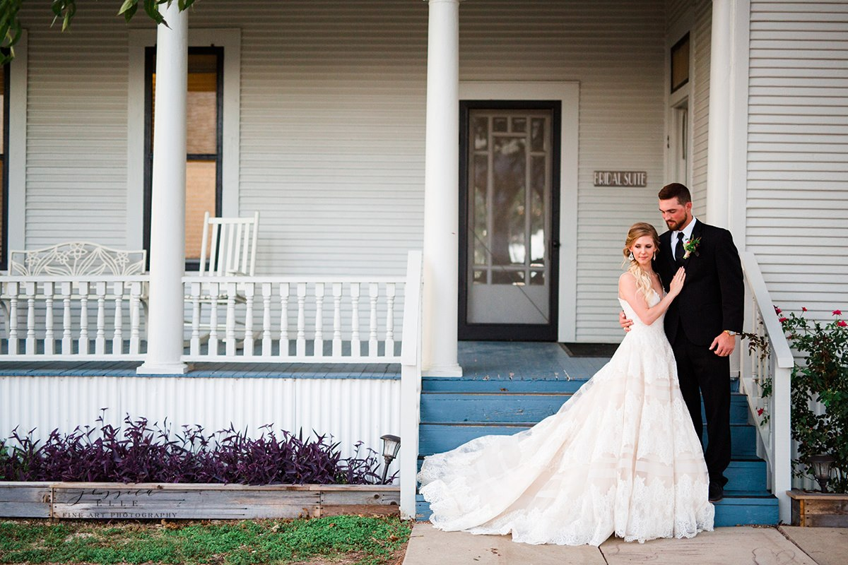 The Farmhaus...you have to go see how amazing it is for yourself! Thank you to our models who were one month away from walking down the aisle themselves.