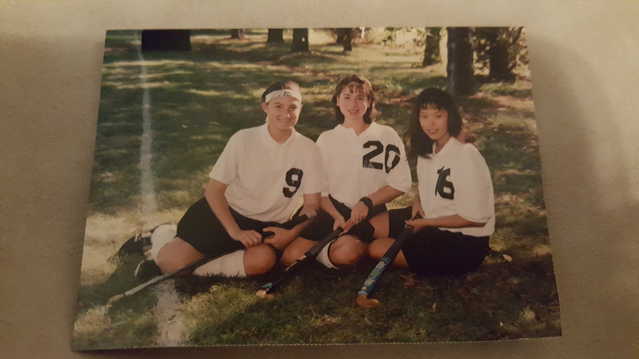 Senior Year Field Hockey, 1996