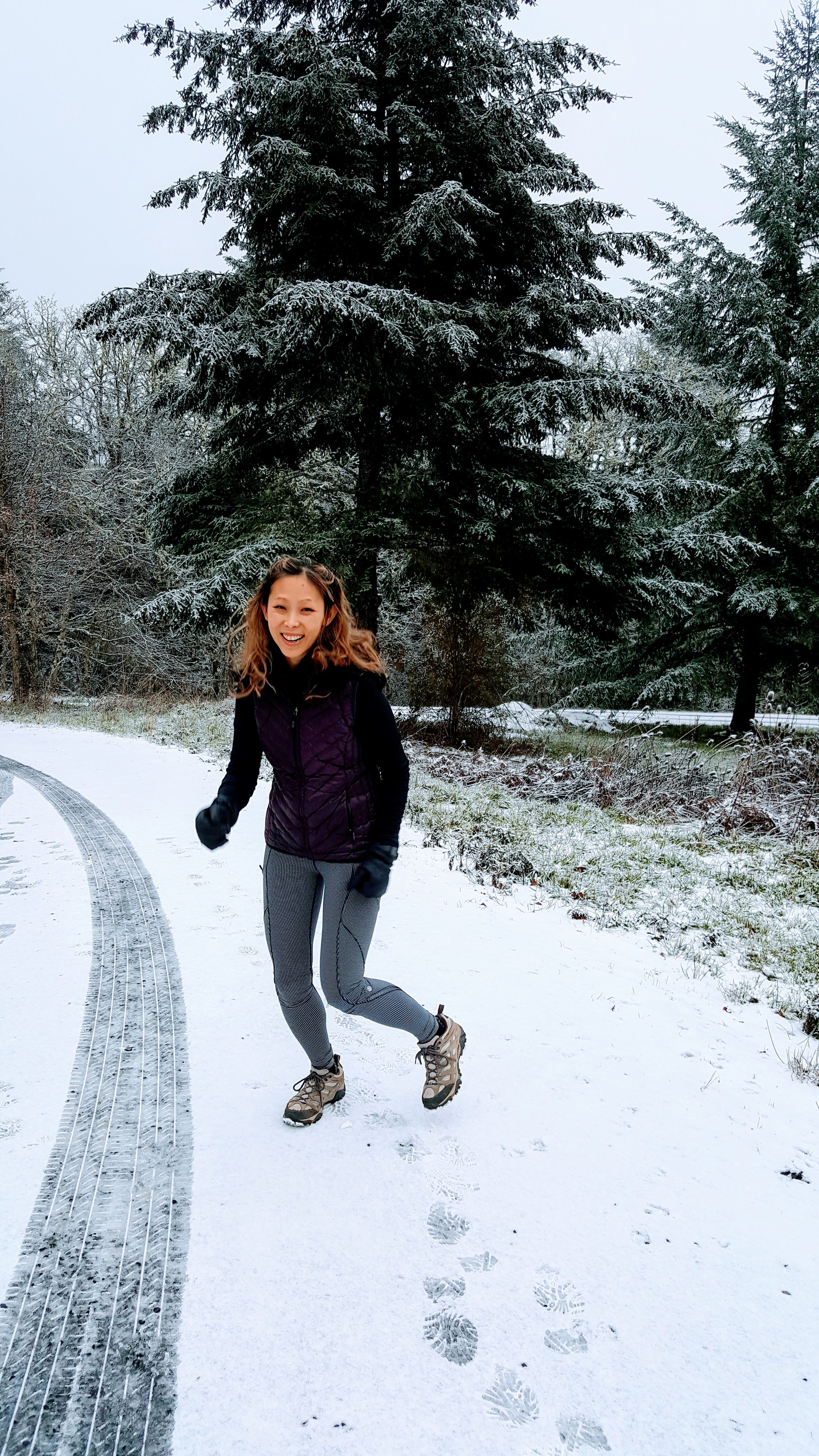 Crack a smile...have some fun! It will be Spring before we know it and you will already be on top of your game by staying fit throughout the hibernation season!