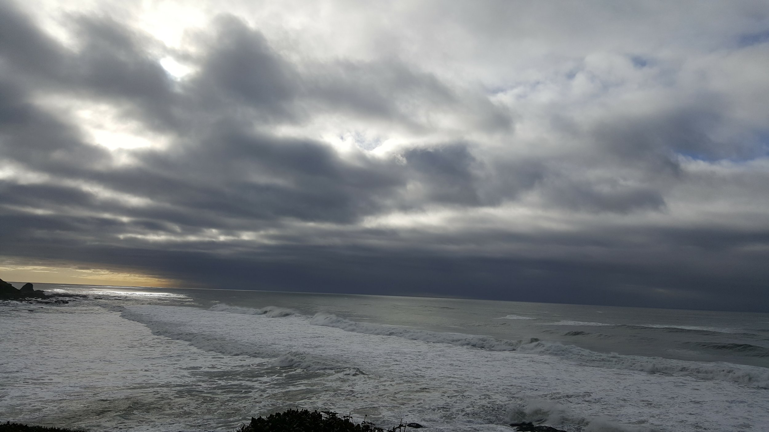 Cape Perpetua - Phenomenal views