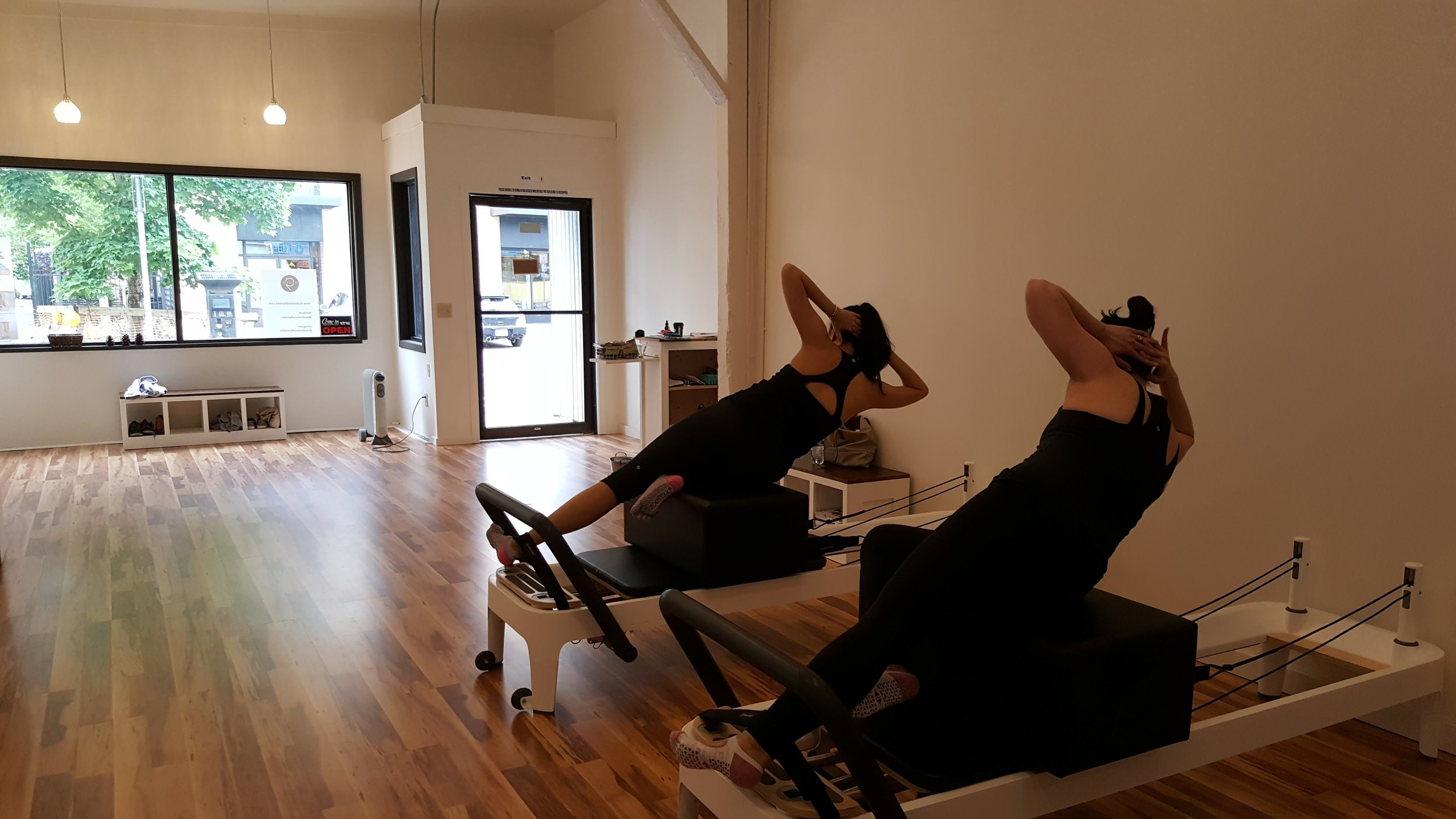Look for my upcoming article on the benefits of Reformer exercises in USA Today/ The Asbury Park Press