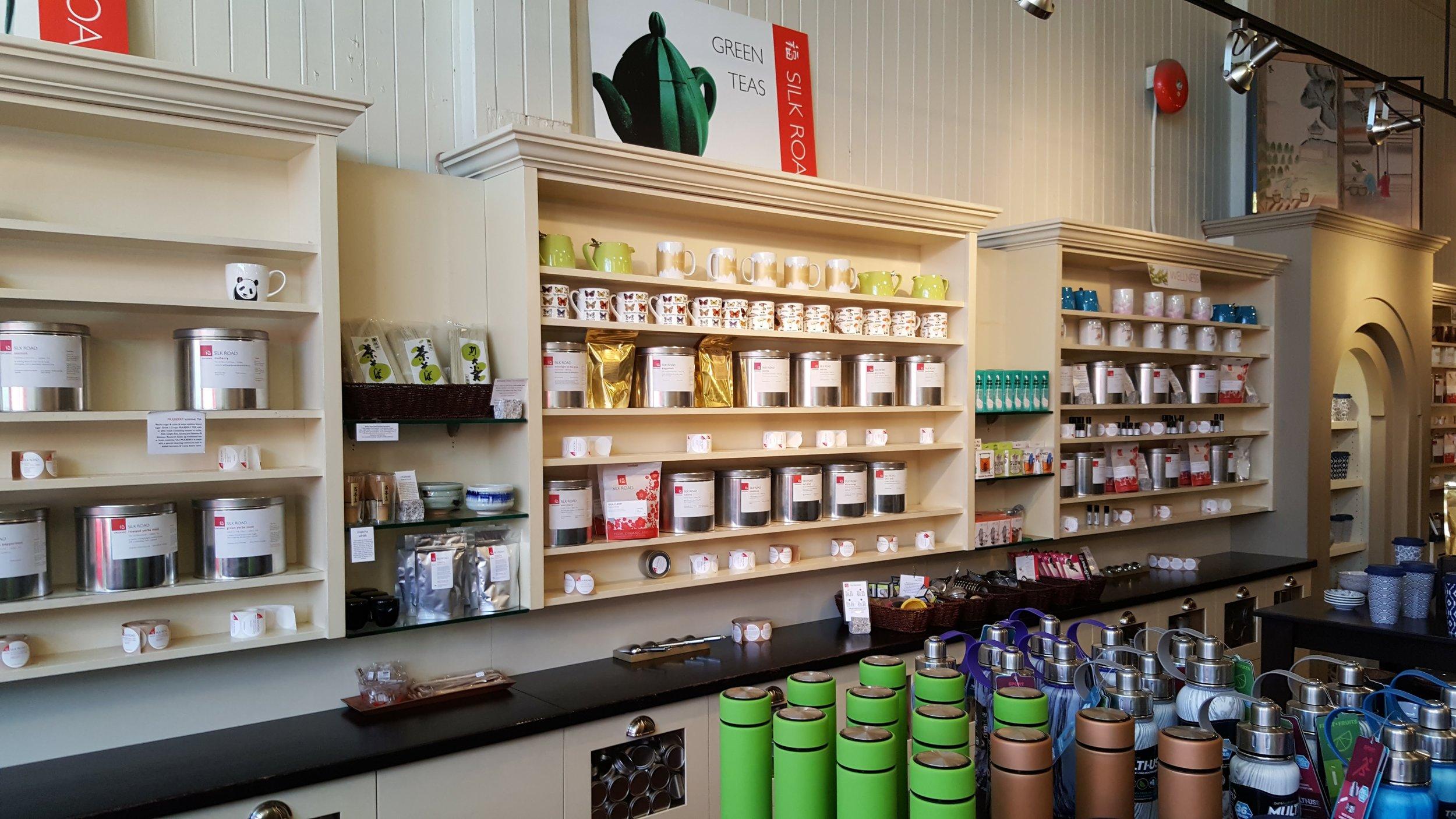 Silk Road Teas - not just teas!