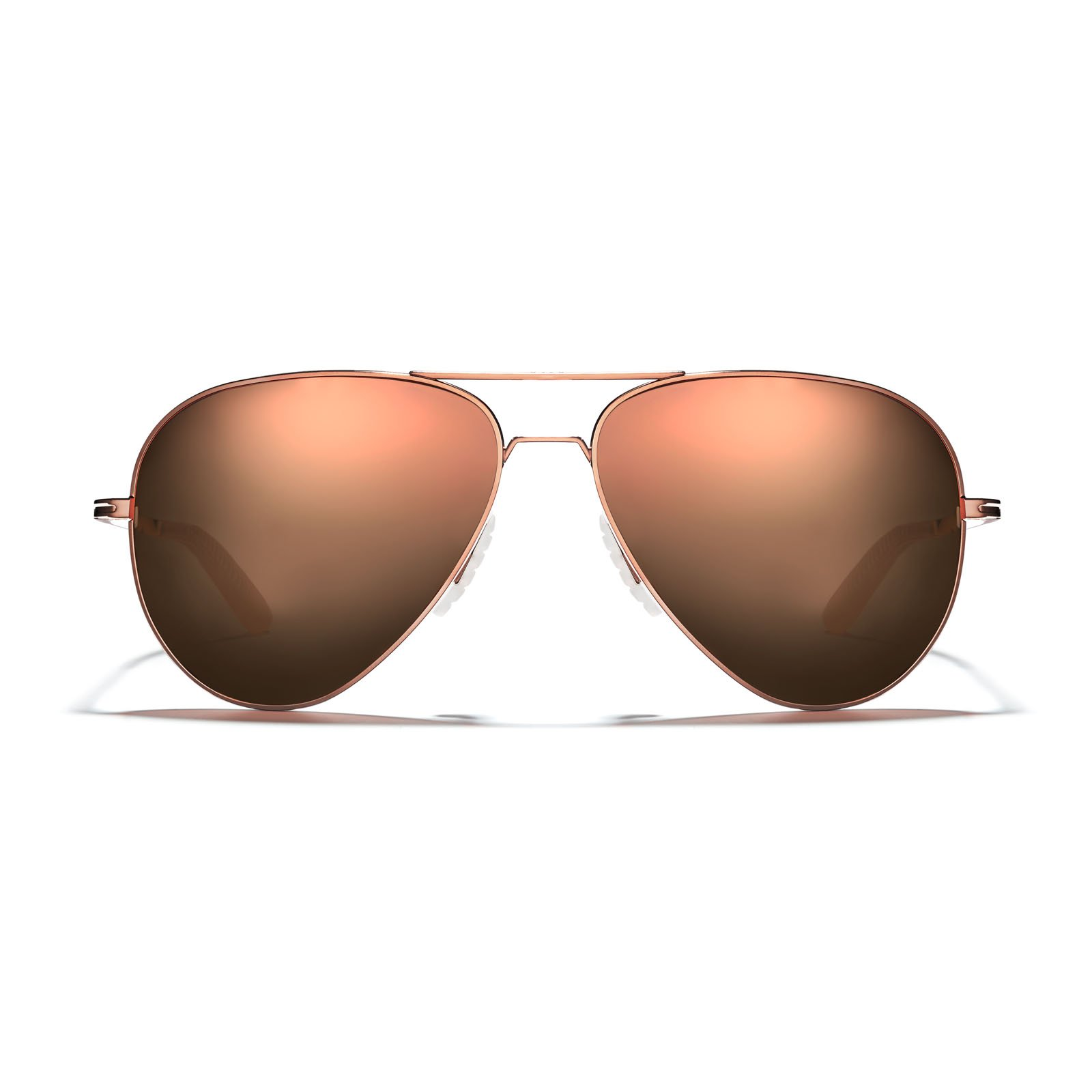 Roka Sunglasses bridge design and function.