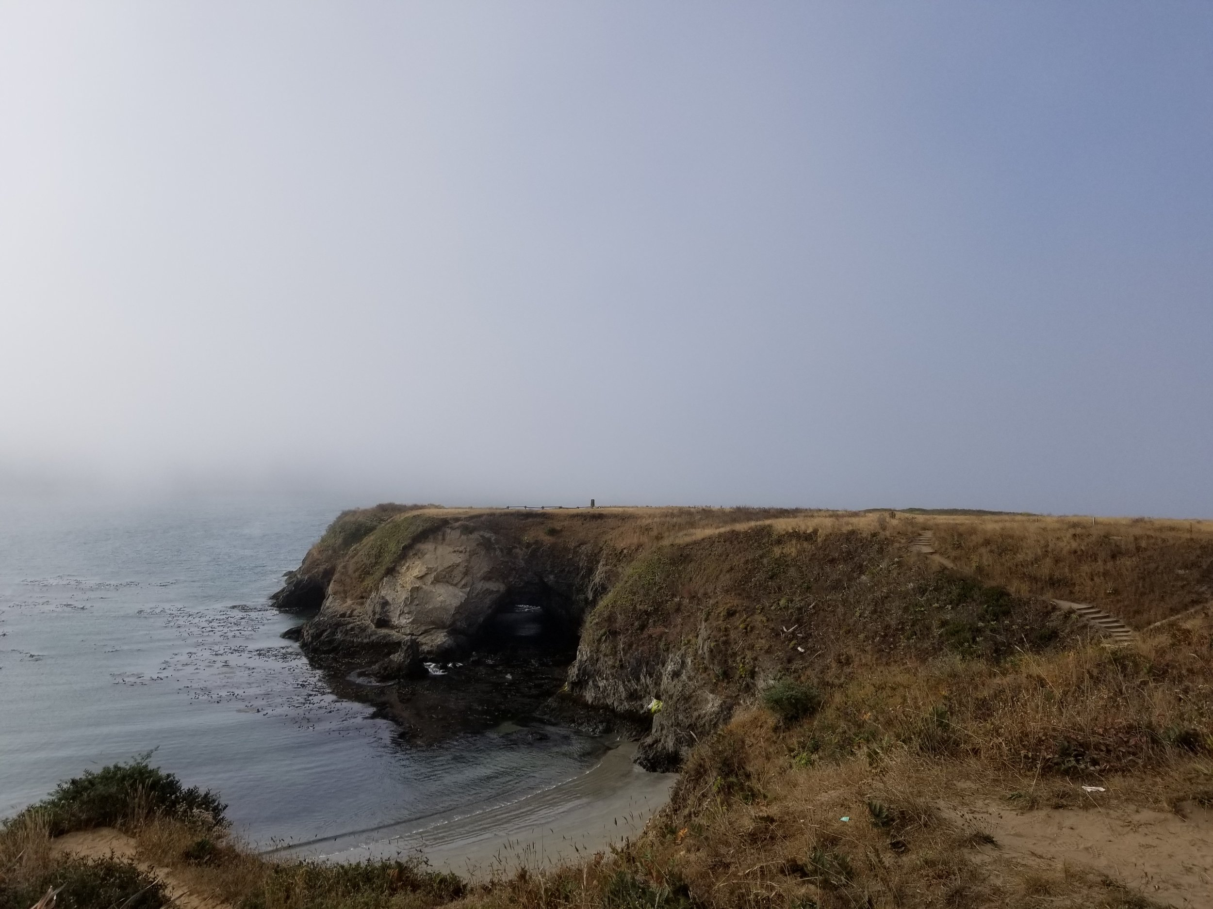Mendocino offers many outdoor activities for fitness enthusiasts