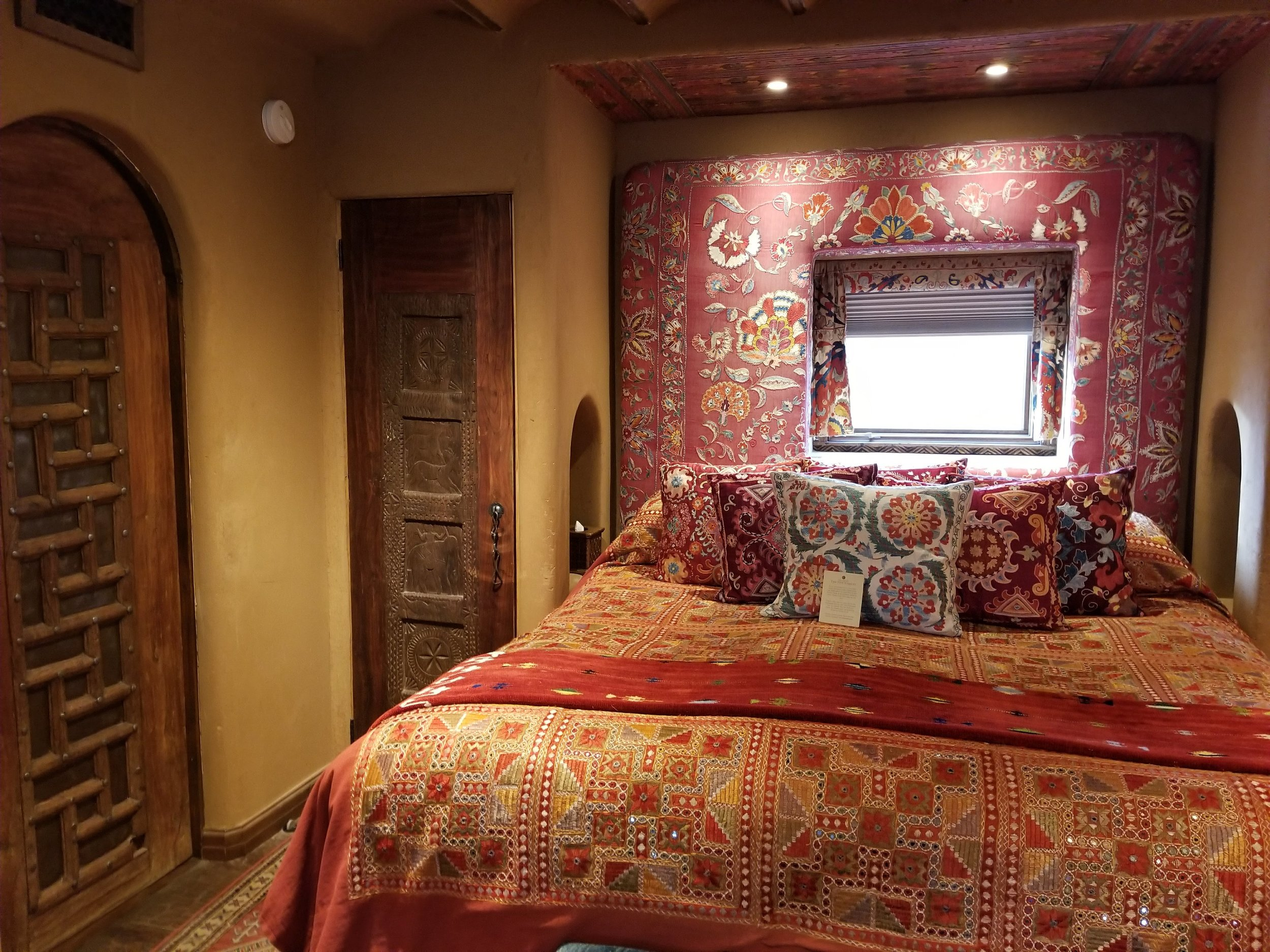 Inn at Five Graces exudes luxury around every corner