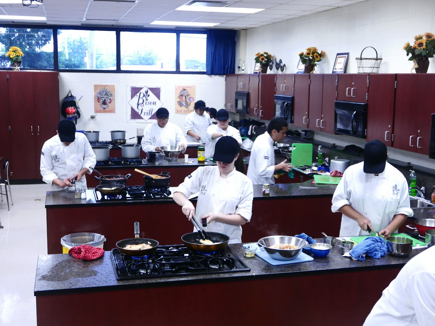 District 214 Culinary Arts Career Pathway 1