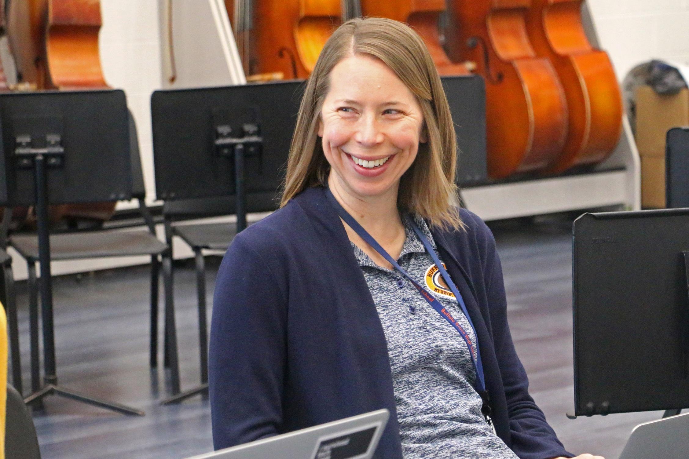 Melissa Sang - Buffalo Grove High School