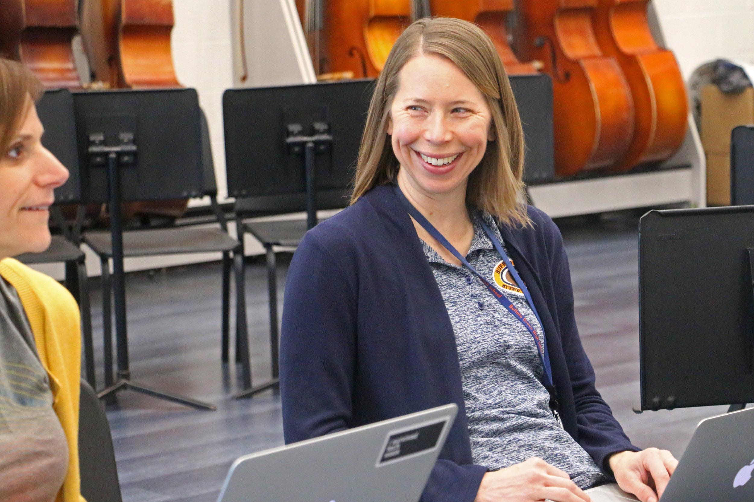 Melissa Sang