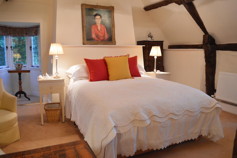 Pepper Cottage Master Bedroom