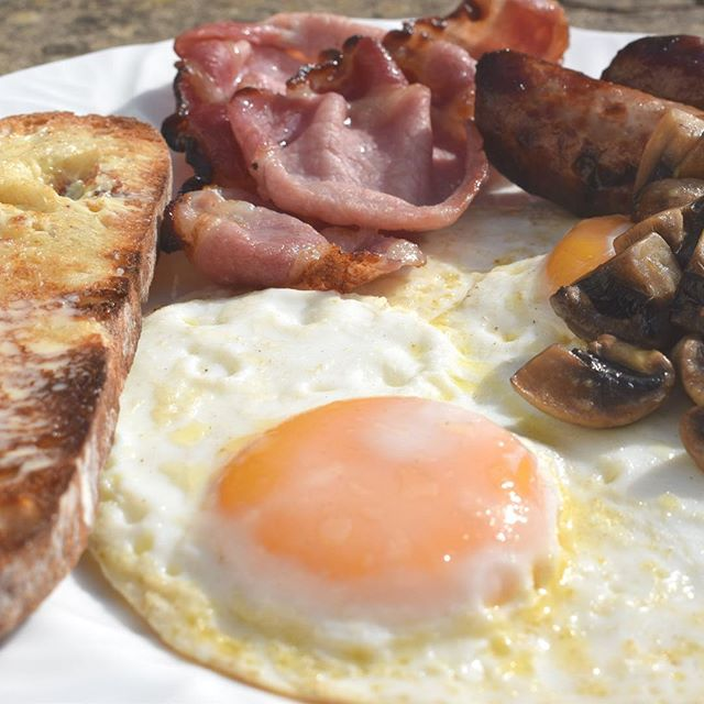Or perhaps something a little more filling?  #cotswold #breakfast #blissfulstay