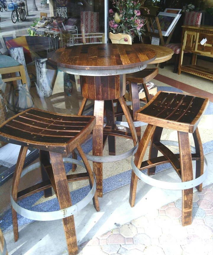 Our Most Popular Pub Table & Stool Set