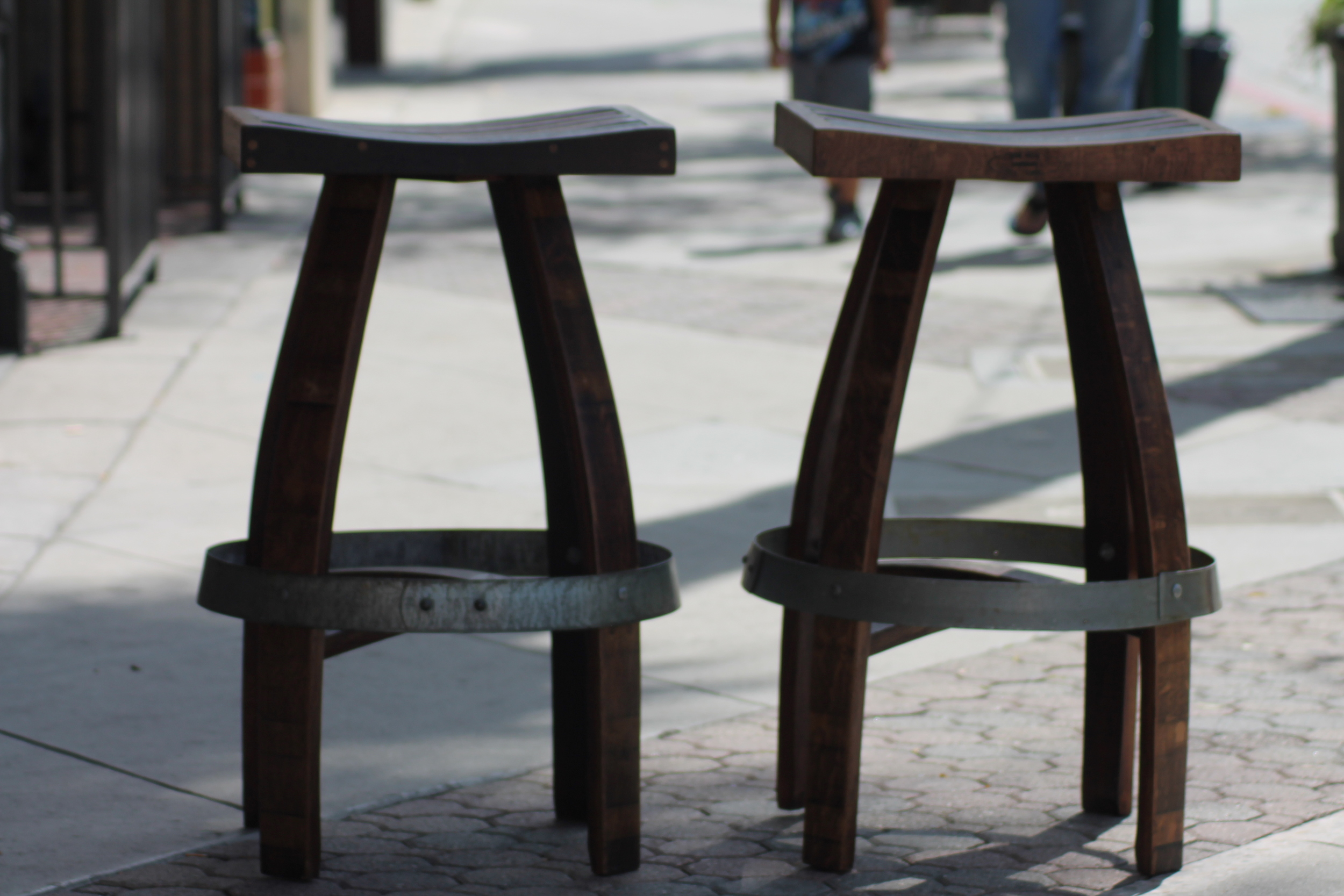 Our Stools can be made in any height or as a Swivel Stool