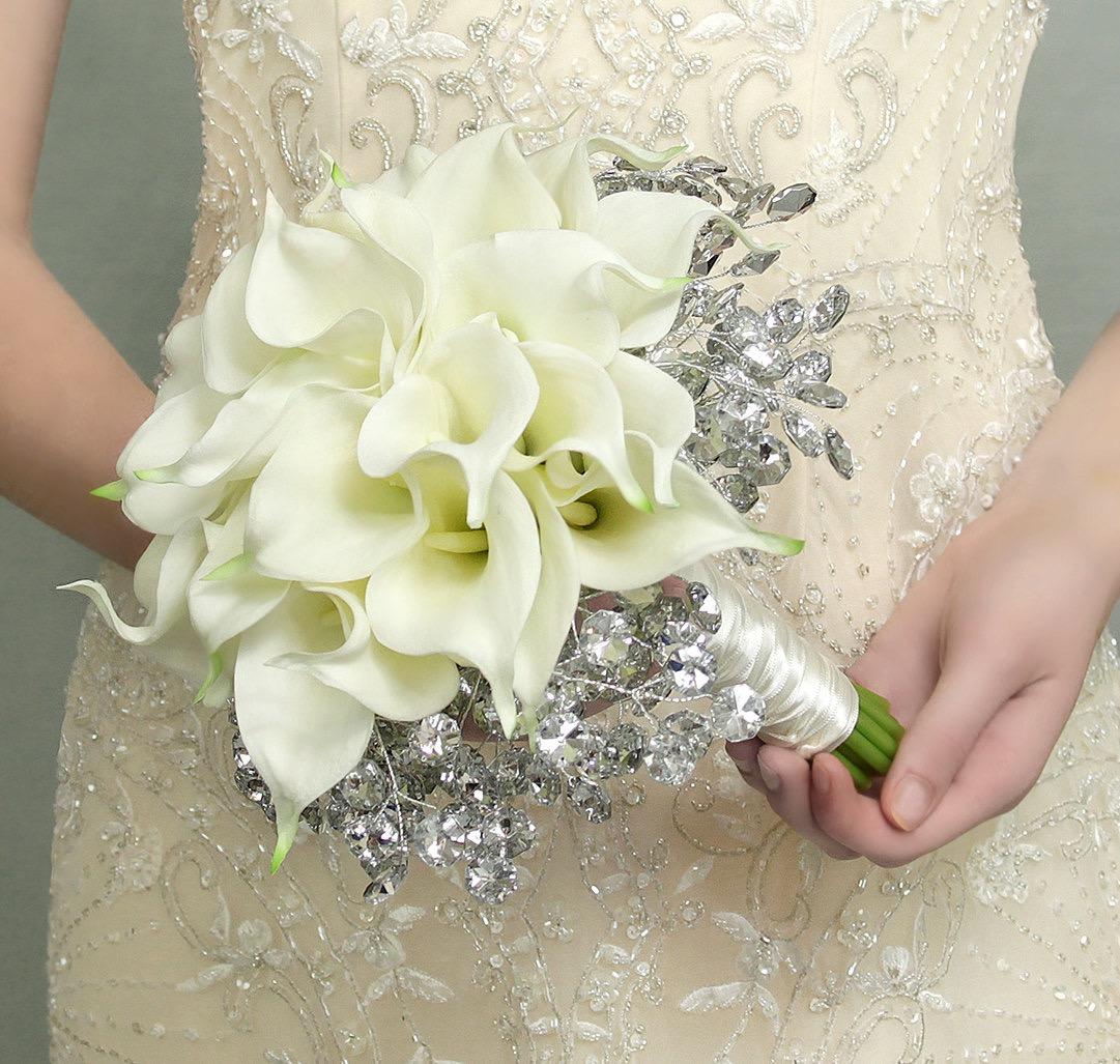 Calla and diamante bouquet.jpg