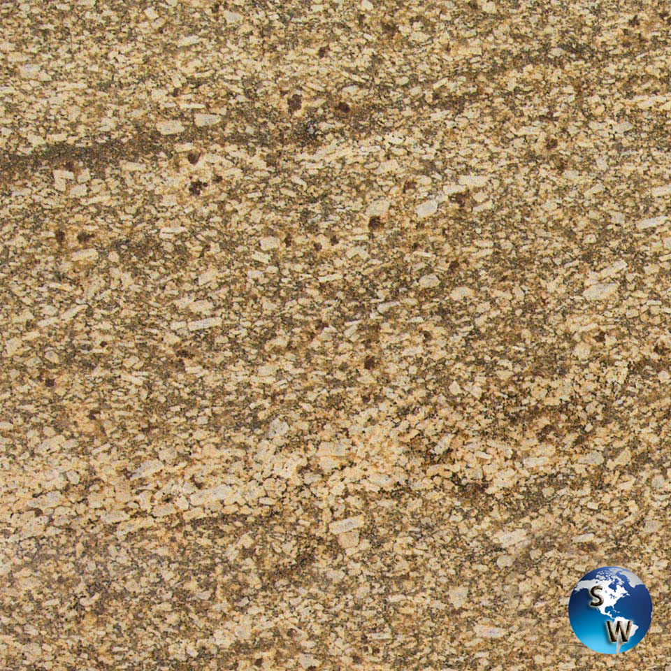 Almond-Gold-Granite
