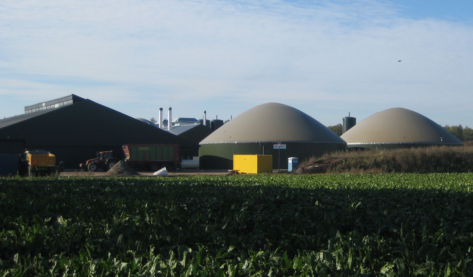 Digestate Nutrient Recovery -