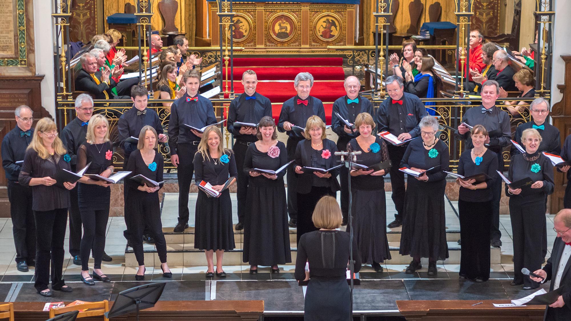 Nota Bene, Stevens and Bolton Office Choir