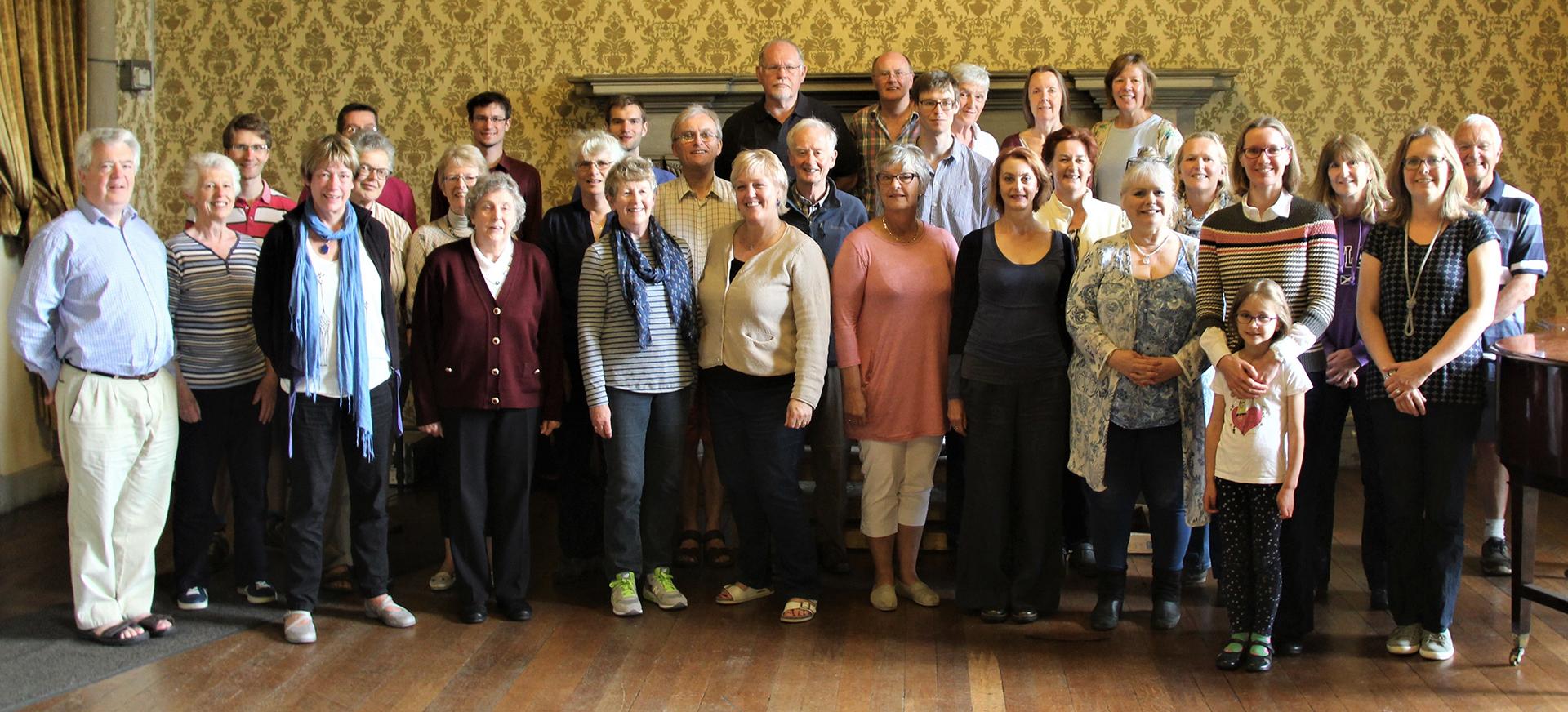 Durham Masterclass Choir