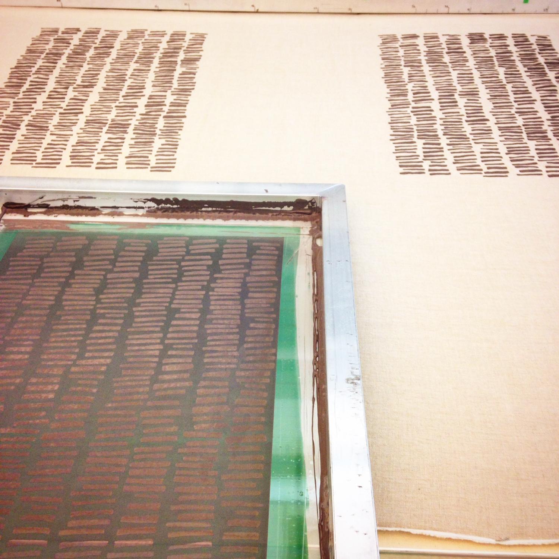 Printing yardage.