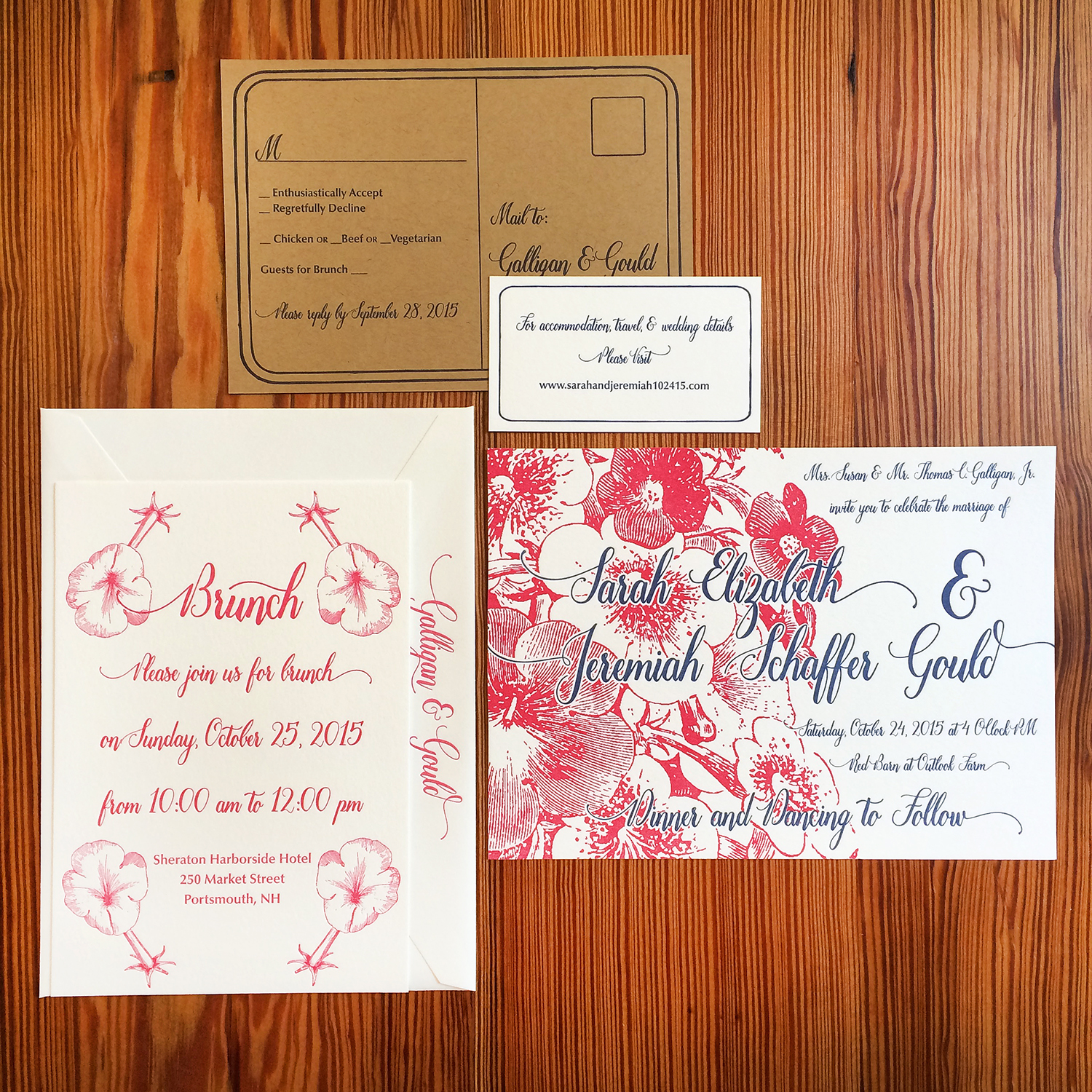 Gould - Letterpress - achimenes bloom - Wedding Suite.jpg