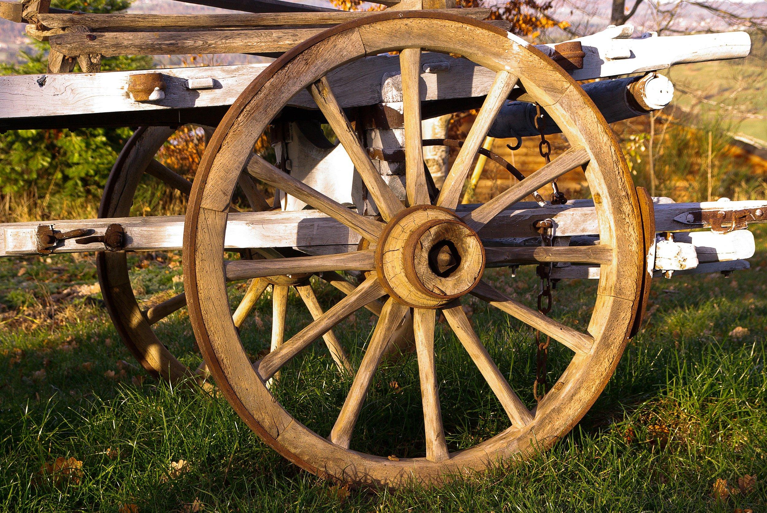 Edmonton Doula Prairie Gardens Wagon