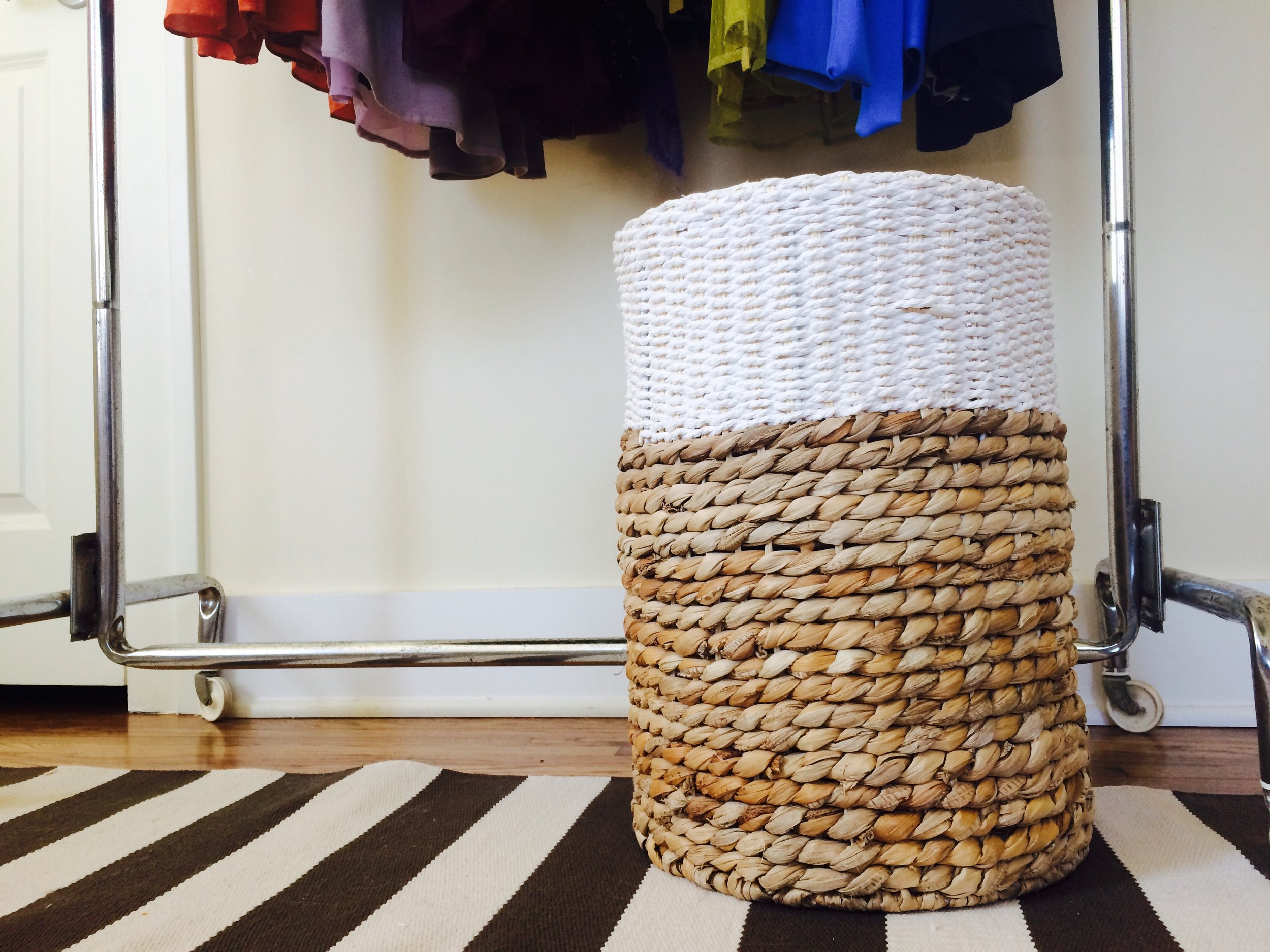 A breakup basket should be just as stylish and functional as the rest of your custom closet. Select one you'll love to see and use every day.  Call Closets of Tulsa  today for a FREE consultation and 3-D closet design:  918.609.0214