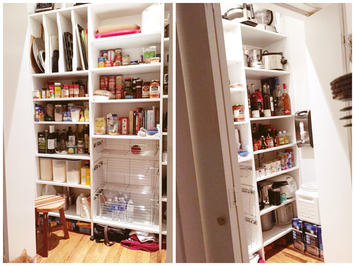 Pantry Storage Planning for Low-Stress Holidays — Closets of ...