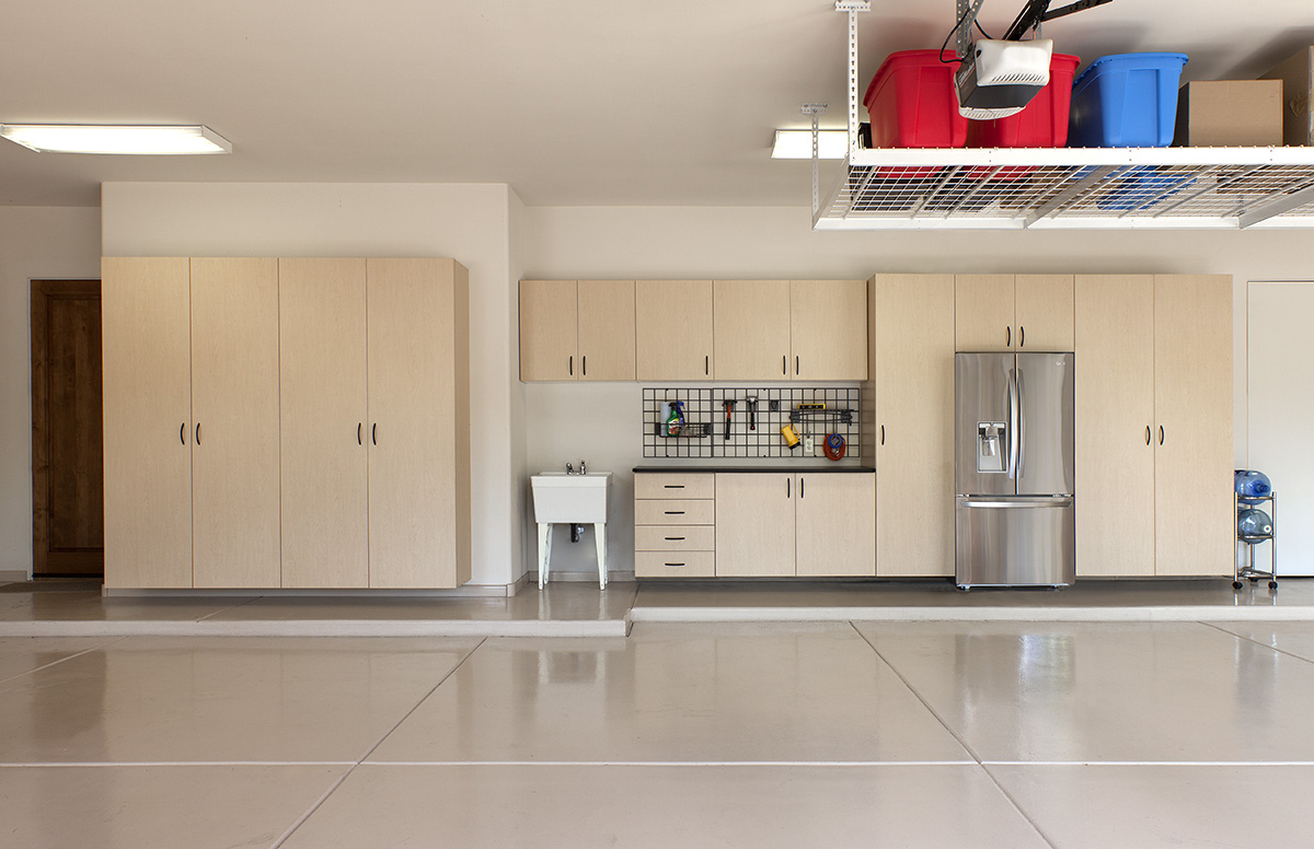 Wouldn't it be nice if your garage storage system lowered your stress level and kept your whole house cleaner?  Call Closets of Tulsa  now for your FREE consultation and 3-D garage design:  918.609.0214