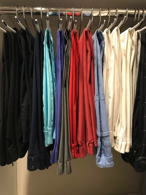 Closets of Tulsa Pant Hangers
