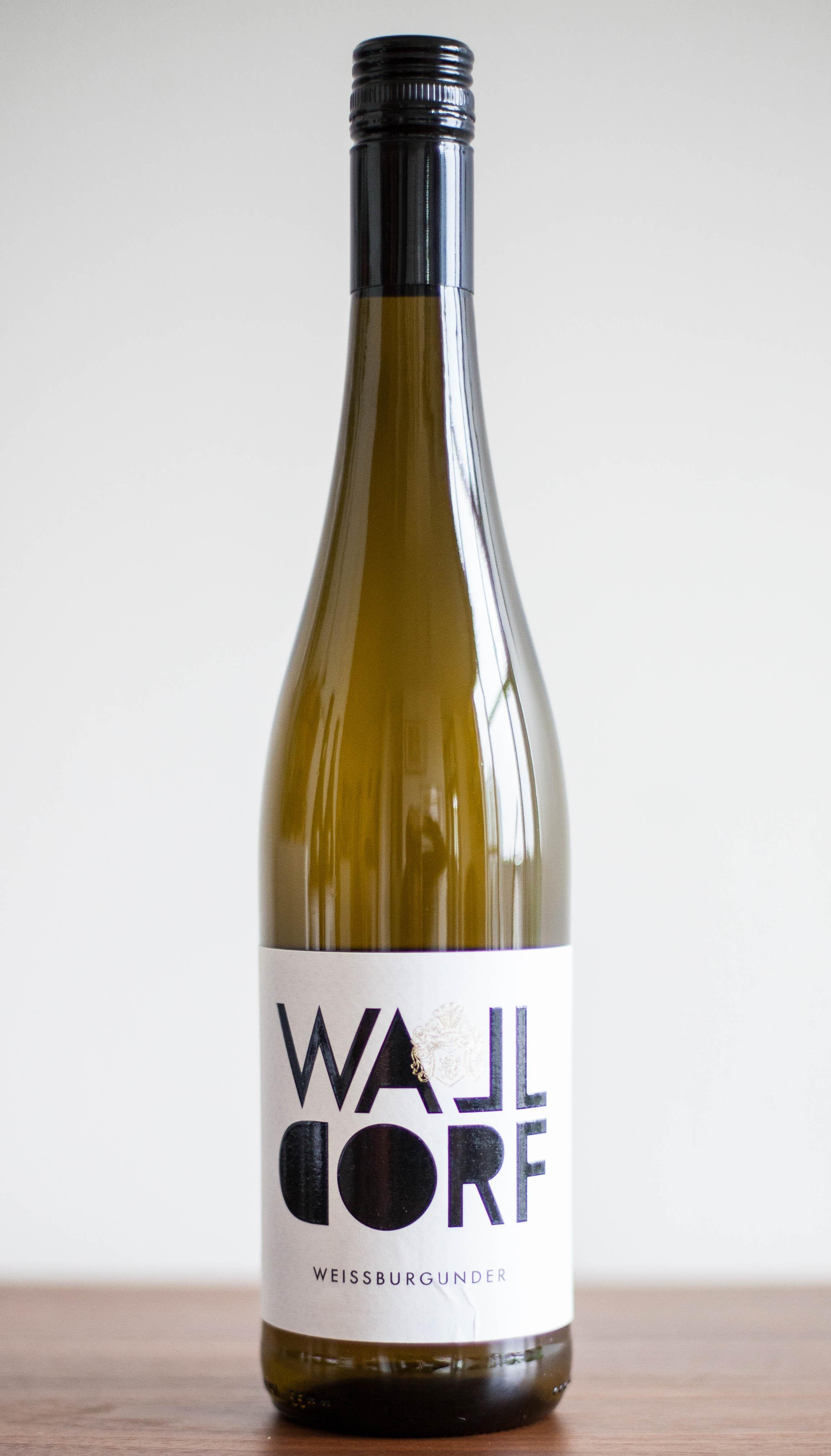 WEINGUT WALLDORF WEISSBURGUNDER