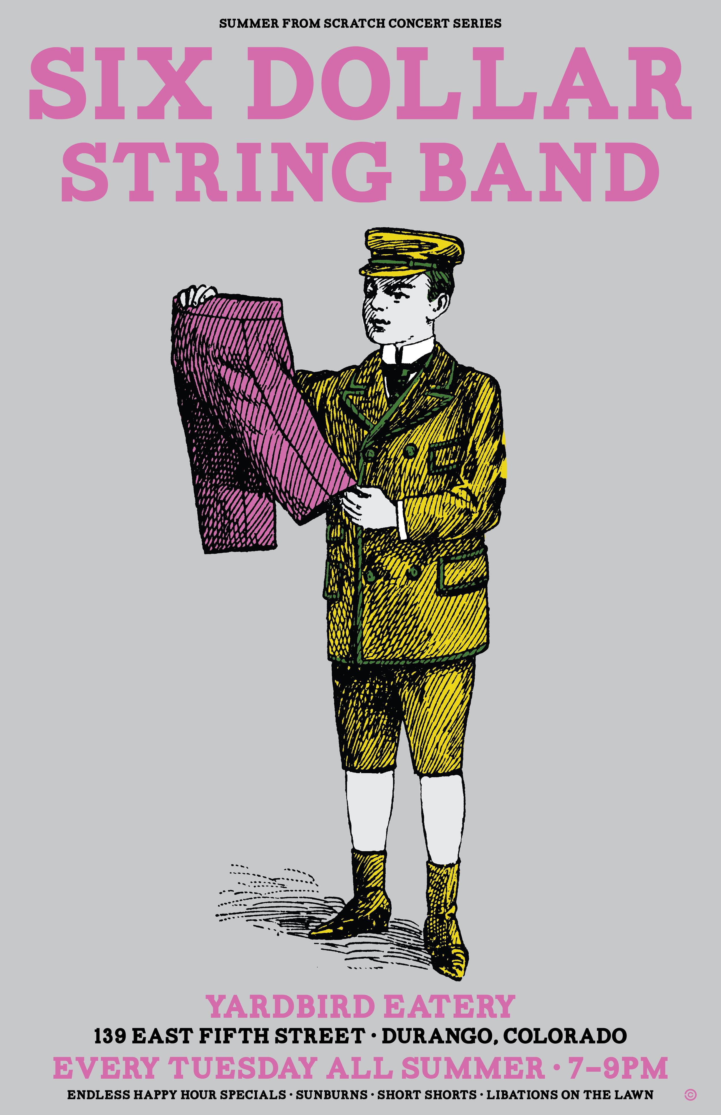 Short Pants - Six Dollar String band