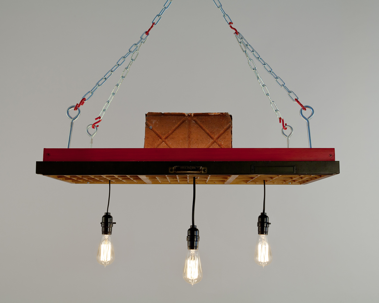 Type Tray Chandelier