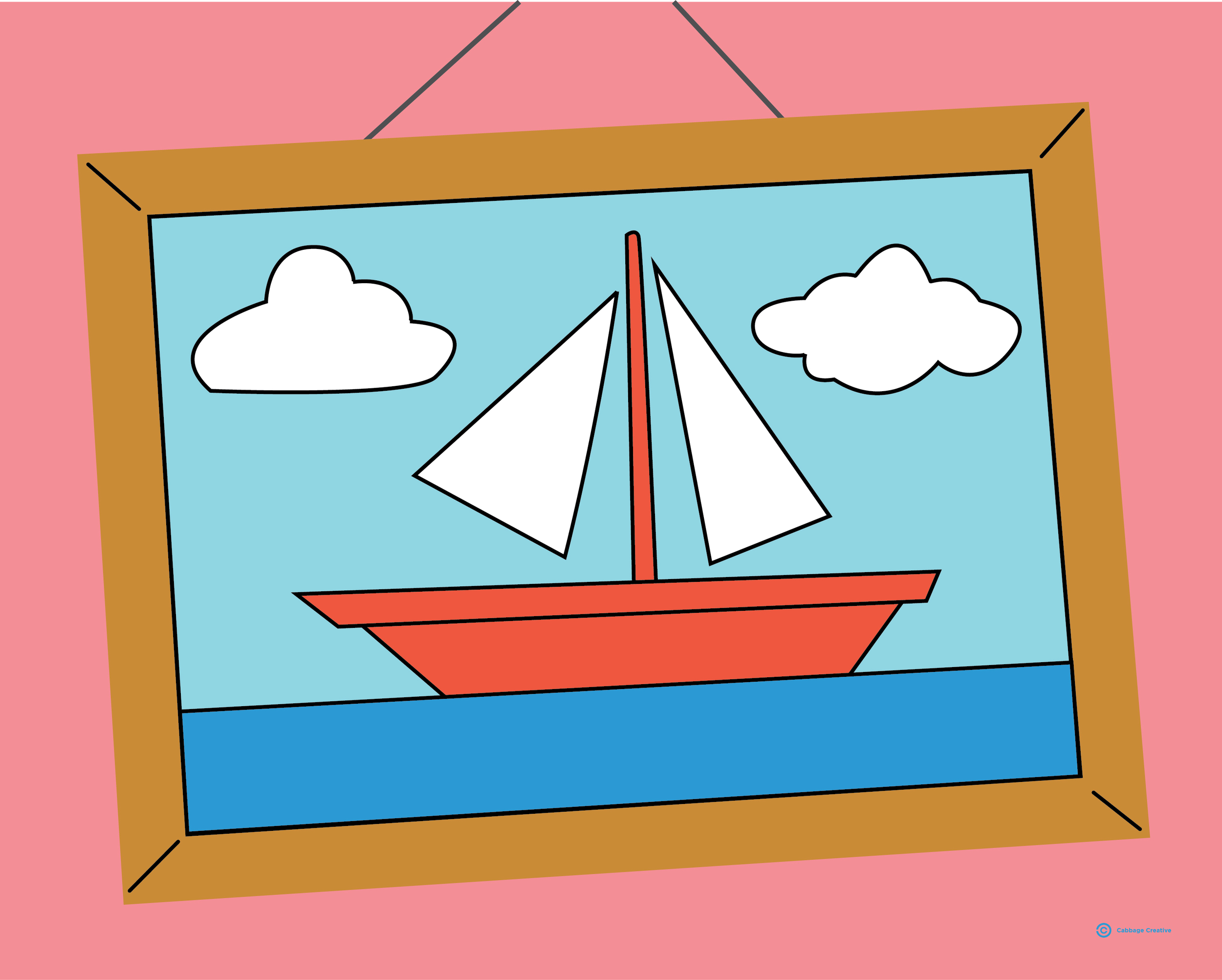 1995:  Simpsons Boat