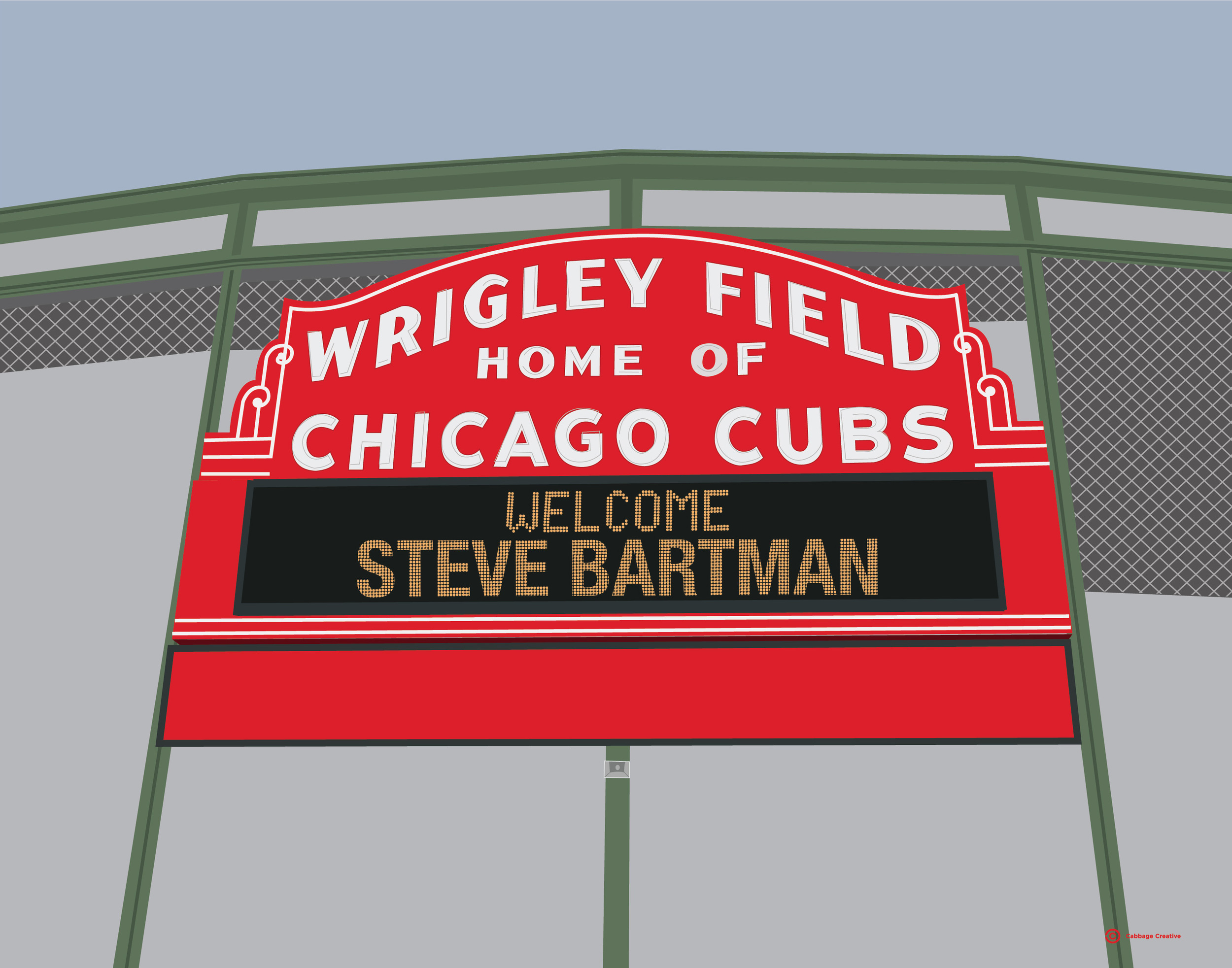 2003:  Welcome Steve Bartman